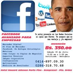 Facebook Avanzado para Empresas