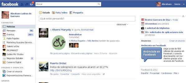 Crea un anuncio en Facebook