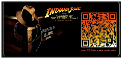 Cartel del film de Indiana Jones